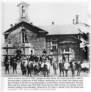 Old School Building 1907